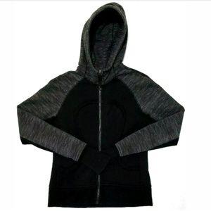 Womens Lululemon Jacket Scuba Hoodie Zip Up